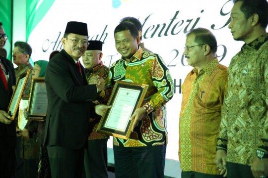 Makassar raih penghargaan daerah percontohan kesehatan nasional 2019