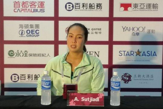Aldila dihentikan Babos pada putaran pertama WTA 125k Taipei