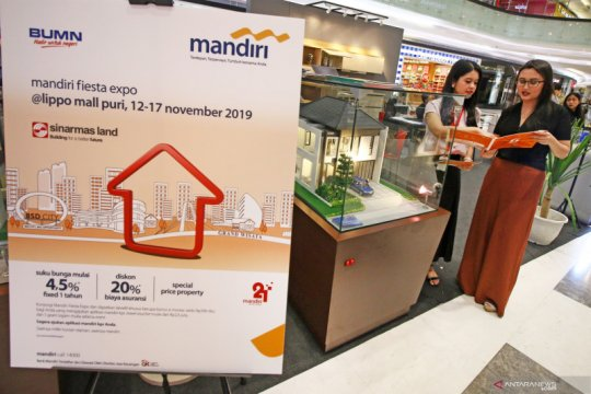 Bank Mandiri dukung IMBA bangkitkan industri properti nasional