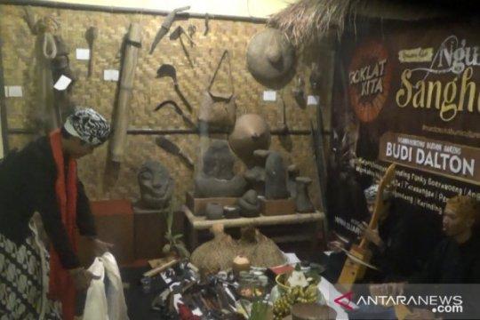 Museum Kipahare Sukabumi lestarikan  adat Mitembeyan
