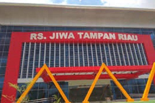 1.365 warga Riau alami gangguan kesehatan jiwa