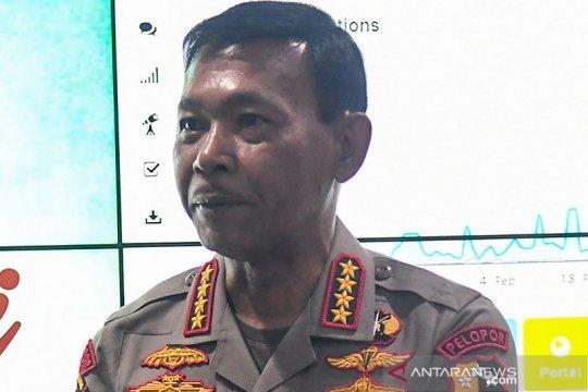 Kapolri silaturahim dengan Ketua Umum PP Muhammadiyah