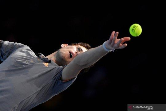 Thiem naik satu peringkat usai tuntaskan ATP Finals