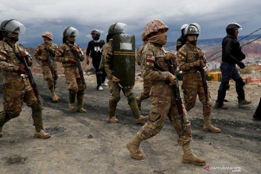 Bolivia tuduh Kuba hasut kerusuhan, usir pejabat Venezuela