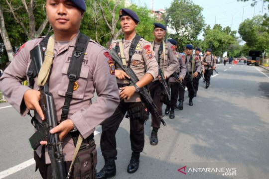 PBNU kecam bom Polrestabes Medan