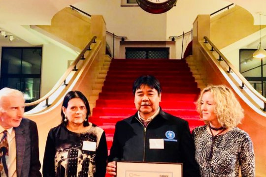 ilmuwan Indonesia dapat penghargaan  John Maddox Prize 2019