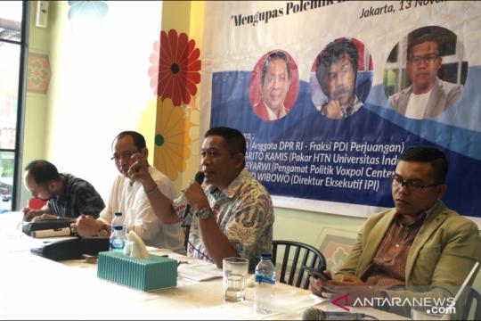 Anggota DPR: Soroti terkait surat keterangan