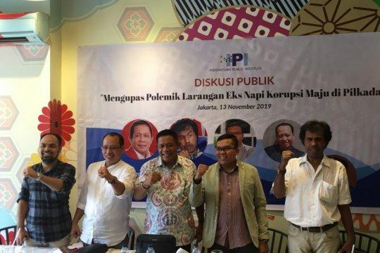 Pengamat nilai revisi PKPU soal koruptor langgar hierarki hukum