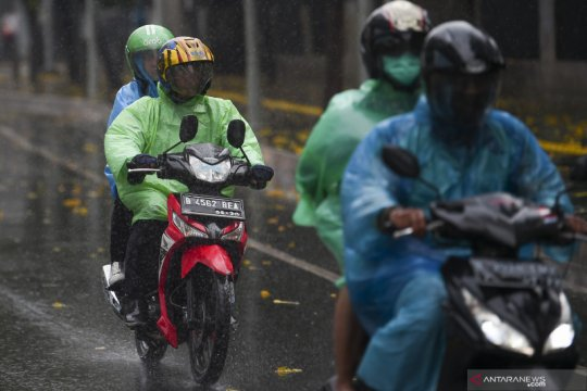 Prediksi hujan di wilayah Jakarta