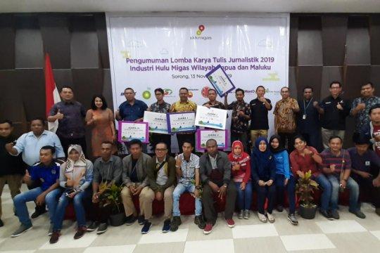 Antara Maluku raih tiga penghargaan lomba karya tulis jurnalistik