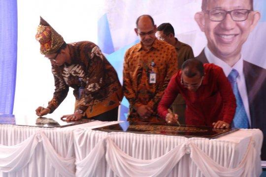 Tingkatkan kenyamanan peserta, TASPEN resmikan gedung baru cabang Lhokseumawe