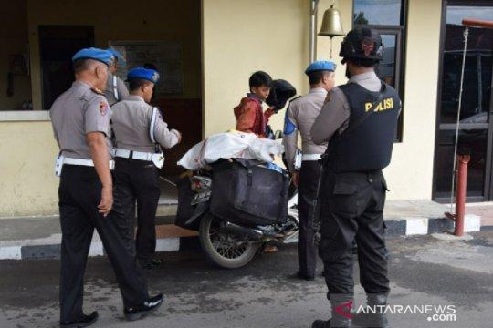 Polres Pamekasan perketat penjagaan pascaledakan bom Medan