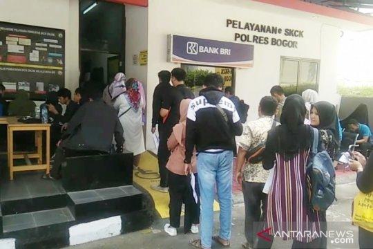 5.360 pelamar CPNS Pemerintah Kota Bogor jalani SKD mulai Rabu ini