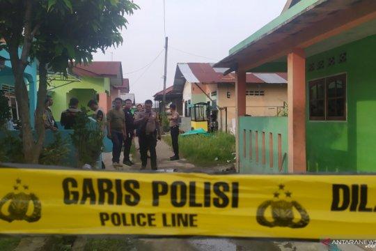 Personel jibom disiagakan di rumah terduga pelaku bom bunuh diri