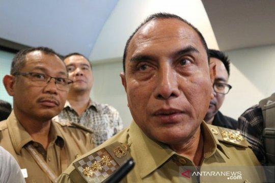 Gubernur Sumut minta masyarakat tetap tenang