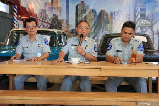 Jasa Raharja Kalteng telah salurkan santunan senilai Rp17,5 miliar