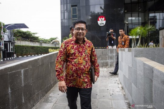 Dwi Satriyo Annurogo dikonfirmasi KPK soal aktivitas kegiatan PTPN X