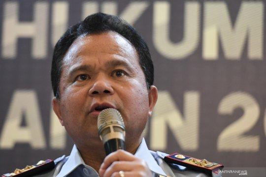 Ronny Sompie, Dicopot di tengah pusaran kasus Harun Masiku