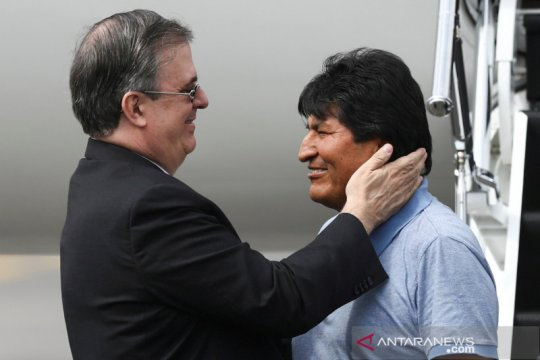 Morales kecam pengakuan AS atas pemerintahan baru Bolivia