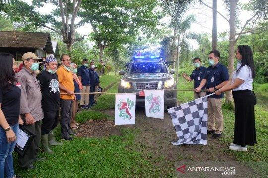 Pupuk Kaltim Serahkan Mobil Operasional Penyelamatan Orangutan ke BOSF