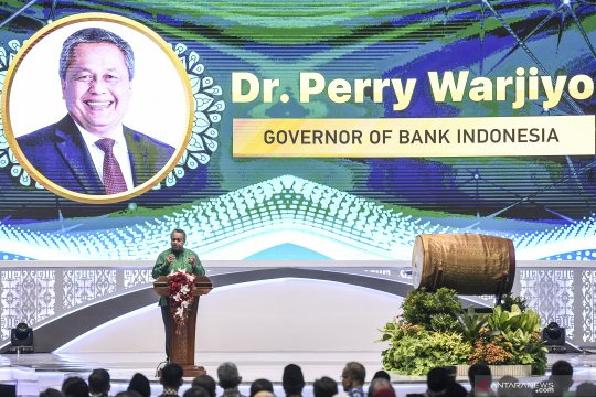 Gubernur BI: Teknologi digital akan percepat penetrasi ekonomi syariah