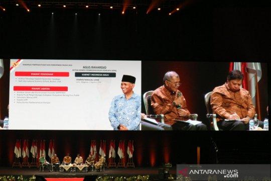 Ketua KPK: OTT KPK terjadi artinya sinergi kejaksaan dan Polri kurang