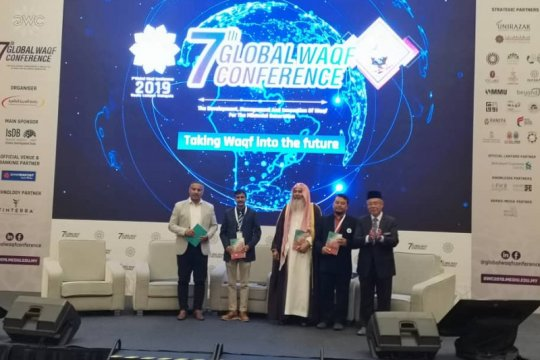 Generasi muda disasar Badan Wakaf Indonesia untuk  literasi