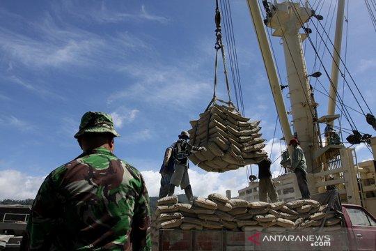 Semen Padang ekspor semen dan klinker 1,5 juta ton pada 2020
