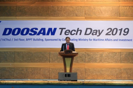 Korea siap transfer teknologi industri kepada Indonesia