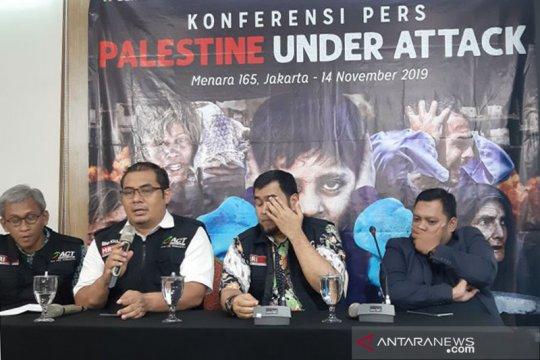 ACT terus tingkatkan bantuan bagi warga Gaza pascaserangan Israel