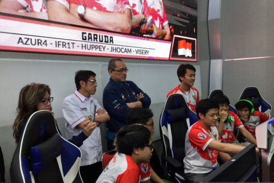 Timnas esports Indonesia waspadai Vietnam di SEA Games 2019
