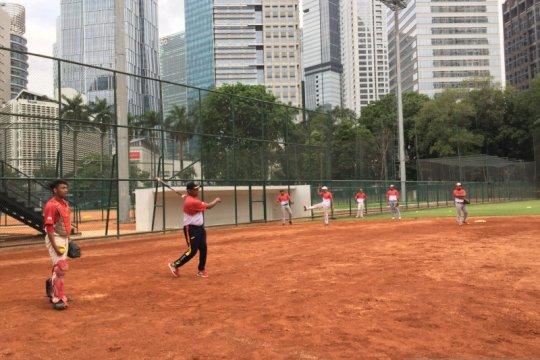 Timnas sofbol targetkan capai final di SEA Games