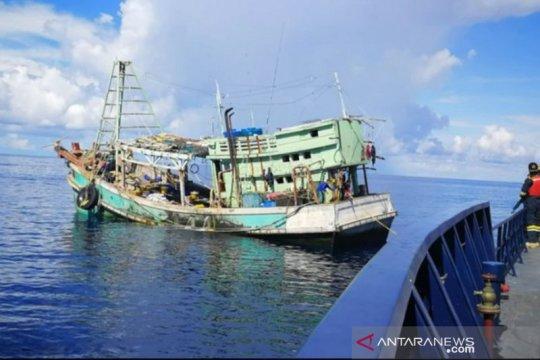 Luhut respon rencana Edhy Prabowo soal kapal ikan ilegal
