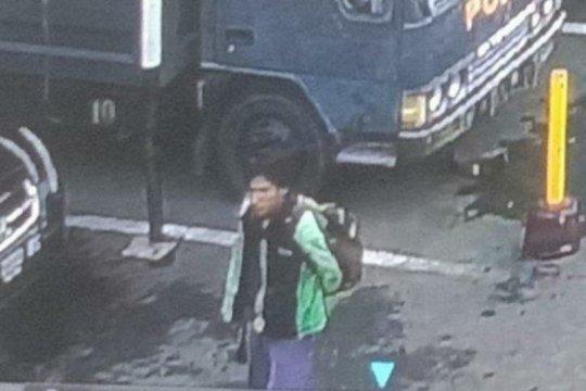 """Hoaks, pria meledak di Poltabes Medan adalah pengemudi """"ojol"""" yang dijebak"""