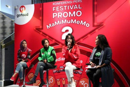 GoFood kembali hadirkan festival kuliner online MaMiMuMeMo