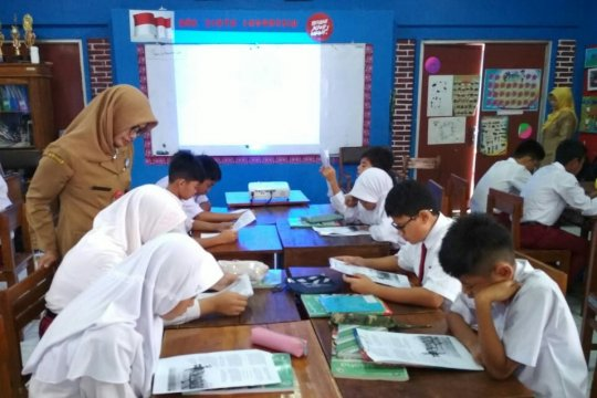KPK evaluasi implementasi pendidikan antikorupsi di Gorontalo-Jabar