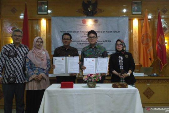 Unja dirikan Pusat Studi ASEAN