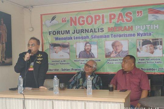 Penggiat anti radikalisme: Radikalisme jalan asing kuasai Indonesia