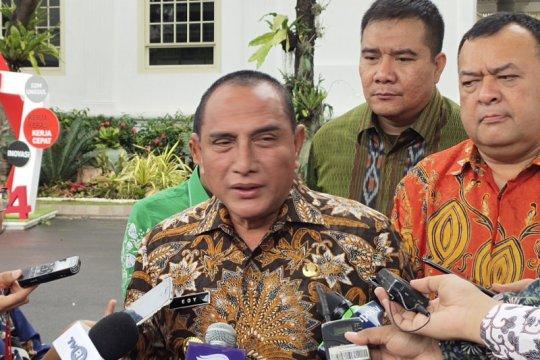 Sumatera Utara sinkronkan pembangunan