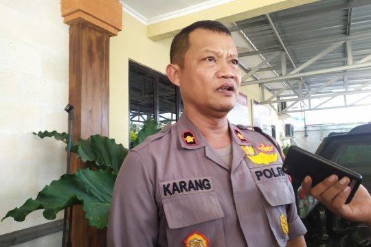 Seorang pria diduga depresi terobos Mako Brimob Bali