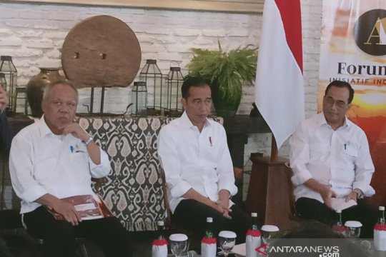 Basuki: PUPR akan menjadi instansi pertama pindah ke ibu kota baru