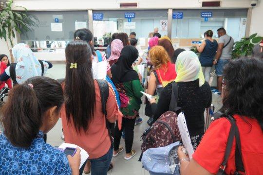 KJRI ubah pelayanan paspor mudahkan WNI saat Hong Kong memanas