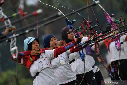 Pelatnas panahan Sea Games 2019