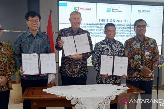 Pelindo I gandeng Belanda-China garap Fase 2 Kuala Tanjung