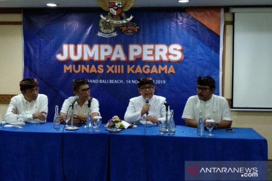 Presiden Jokowi dijadwalkan buka Munas XIII Kagama di Bali