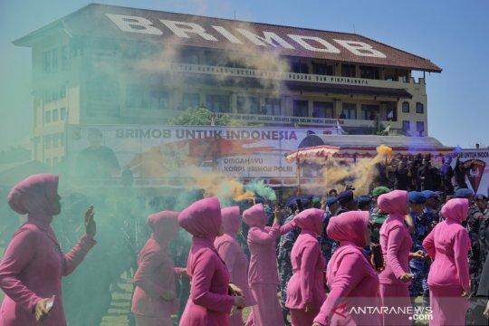 Wakapolda NTB: Brimob pasukan elit andalan Polri