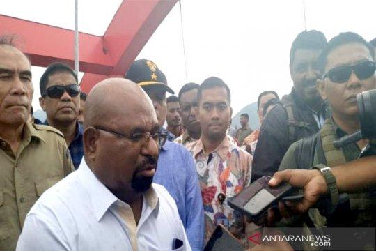Gubernur Papua minta Luhut ikut tawarkan investasi PLTA Mamberamo