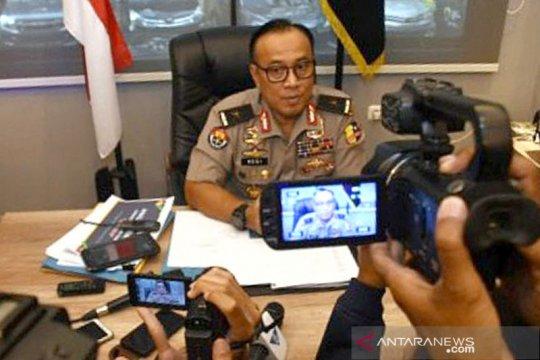 Polri: 46 orang ditangkap pascabom bunuh diri Polrestabes Medan