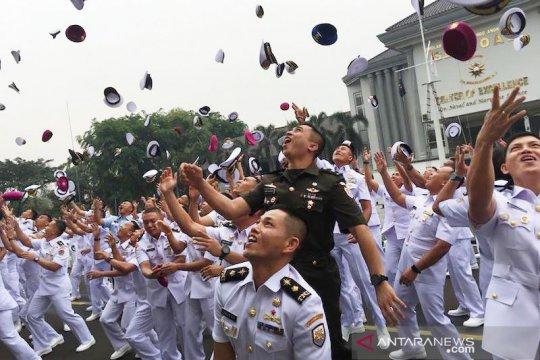 Sesko TNI AL tutup pendidikan reguler angkatan ke-57