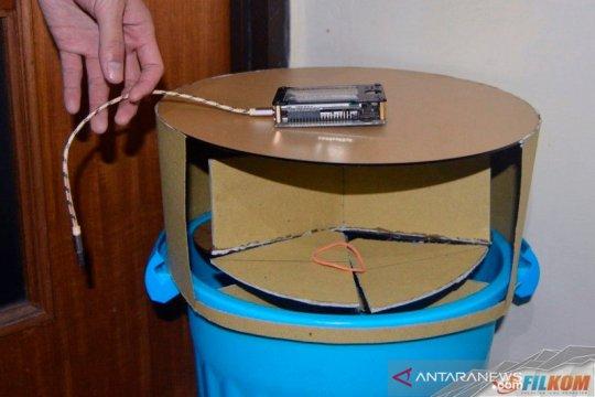 Mahasiswa Universitas Brawijaya ciptakan tempat sampah cerdas
